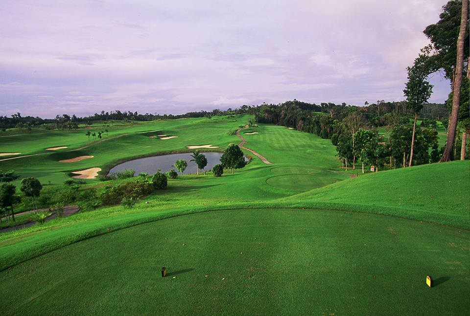 Bintan Lagoon Golf Club (Ian Baker-Finch)